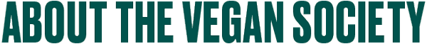 About the Vegan Society